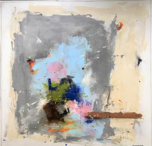 maria kammerer, Lebe!, Abstraktes, Abstrakte Kunst