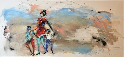 maria kammerer, Familie, Menschen: Familie, Abstrakte Kunst, Expressionismus