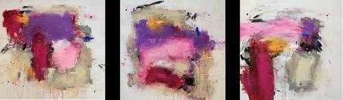 maria kammerer, Glücksgefühle!, Abstraktes, Abstrakte Kunst