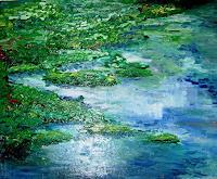 Pierre-Putica-Landschaft-See-Meer-Moderne-Impressionismus