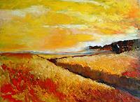 Pierre-Putica-Landschaft-Sommer-Moderne-Impressionismus