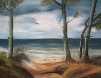 Diana-Klebs-Landschaft-See-Meer
