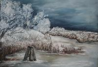 Diana-Klebs-Landschaft-Winter