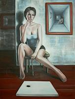 Ela-Nowak-Situationen-Menschen-Frau-Gegenwartskunst-Postsurrealismus