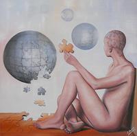 Ela-Nowak-Fantasie-Menschen-Frau-Gegenwartskunst-Postsurrealismus