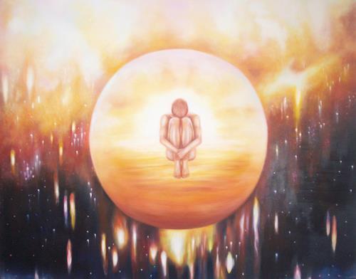 Ela Nowak, Kern des Lebens, Diverse Gefühle, Diverse Weltraum, Symbolismus