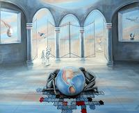 Ela-Nowak-Fantasie-Symbol-Gegenwartskunst--Postsurrealismus