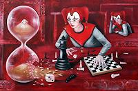 Ela-Nowak-Spiel-Fantasie-Gegenwartskunst--Postsurrealismus