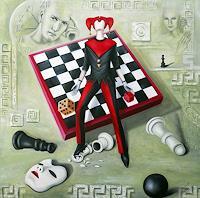 Ela-Nowak-Diverse-Gefuehle-Spiel-Gegenwartskunst--Postsurrealismus