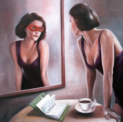 Ela Nowak, Das zweite Ich, Menschen: Frau, Diverse Gefühle, Neo-Klassizismus