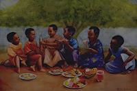 Rajesh-Rana-Menschen-Kinder-Mythologie-Moderne-Naturalismus