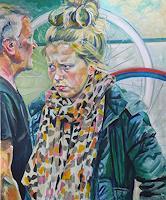 Angela-Selders-Kanthak-Menschen-Frau-Menschen-Paare-Neuzeit-Realismus
