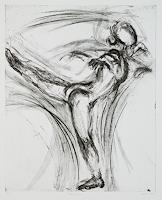 Sibillah-Bewegung-Menschen-Frau-Moderne-expressiver-Realismus