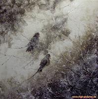 Georg-Kurt--Mueller-Landschaft-Winter-Gegenwartskunst-Gegenwartskunst