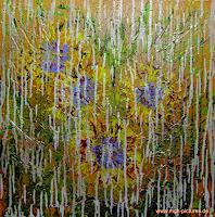 Georg-Kurt--Mueller-Pflanzen-Blumen-Gegenwartskunst-Gegenwartskunst