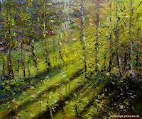 Georg-Kurt--Mueller-Landschaft-Herbst-Gegenwartskunst-Gegenwartskunst