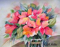 Meltem-Kilic-Pflanzen-Blumen-Stilleben