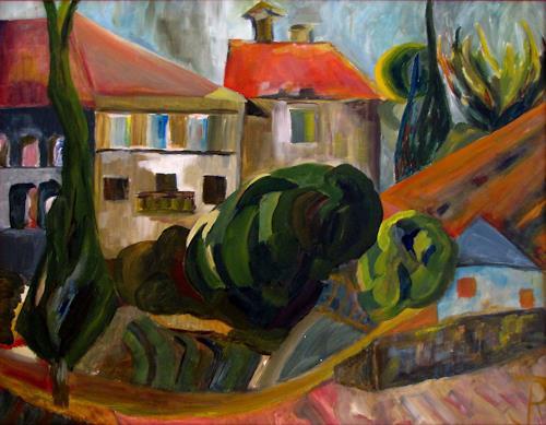 Jutta Regina Frederiks, Toscana, Diverses