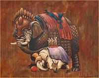Sascha-Lunyakov-Diverse-Tiere-Dekoratives