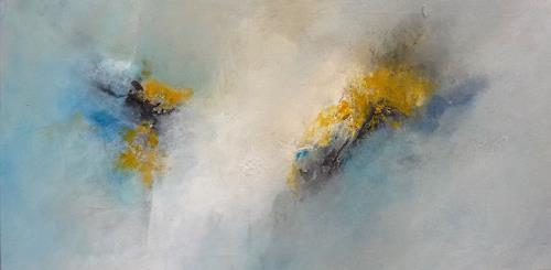 Sabine Lovermann, O/T, Abstraktes, Abstraktes, Informel