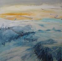 Sabine-Lovermann-Landschaft-Abstraktes-Gegenwartskunst-Gegenwartskunst