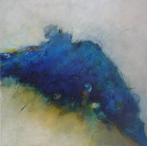 Sabine Lovermann, o.T., Abstraktes, Gefühle, Gegenwartskunst