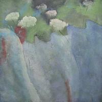 Ruth Roth, Blumen im Wind