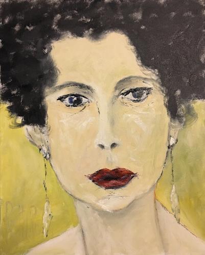 Ruth Roth, Portrait Alma, Menschen, Menschen: Porträt, Andere