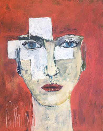 Ruth Roth, Helvetia, Menschen, Menschen: Gesichter, Gegenwartskunst