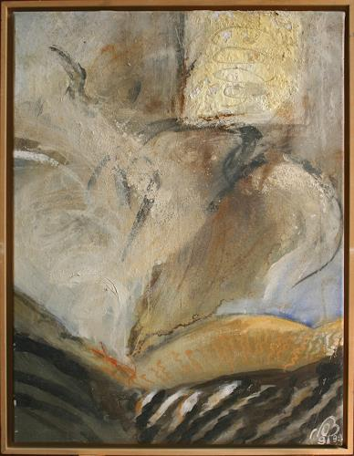 Reimund O. Boderke, Kahlgeweht, Abstraktes, Gegenwartskunst