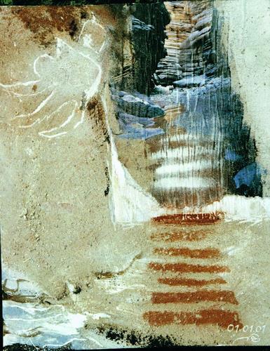 Reimund O. Boderke, Der Weg des Wassers, Diverses, Natur: Wasser, Gegenwartskunst
