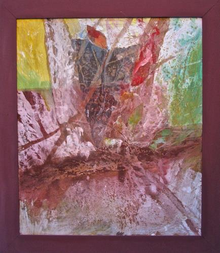 Reimund O. Boderke, Respekt vor der Natur, Abstraktes, Natur: Diverse, Gegenwartskunst