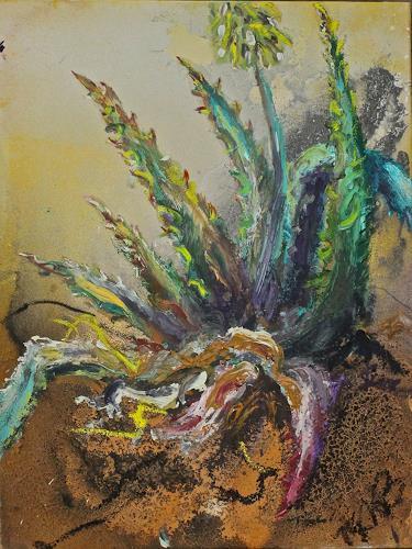 Reimund O. Boderke, Agave, Diverses, Diverse Pflanzen, Gegenwartskunst