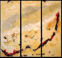Edelgard-Sprengel-Abstraktes-Diverse-Gefuehle-Gegenwartskunst--Gegenwartskunst-