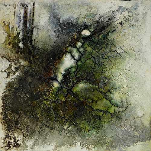 Edelgard Sprengel, Farben Afrikas 10, Abstraktes, Natur, Gegenwartskunst, Expressionismus