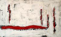 Edelgard-Sprengel-Abstraktes-Symbol-Gegenwartskunst--Gegenwartskunst-