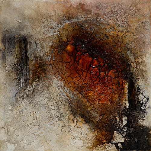 Edelgard Sprengel, Farben Afrikas 14, Abstraktes, Natur, Gegenwartskunst
