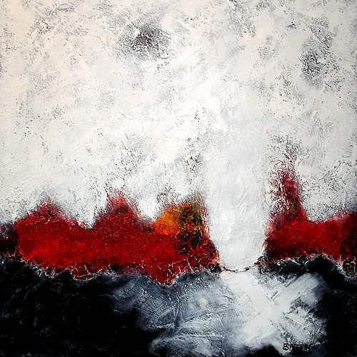 Edelgard Sprengel, Freiheit, Abstraktes, Diverse Gefühle, Gegenwartskunst