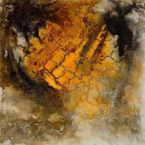 Edelgard Sprengel, Farben Afrikas 13, Abstraktes, Natur, Gegenwartskunst