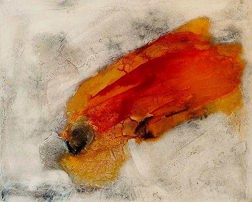 Edelgard Sprengel, Intuition / Reihe: Hommage a.d. Leben, Abstraktes, Diverse Gefühle, Informel, Expressionismus