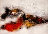 E. Sprengel, Traumlandschaft II