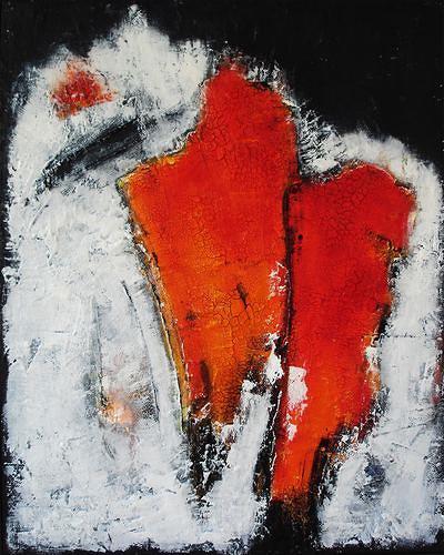 Edelgard Sprengel, Lebenslust I, Gefühle: Freude, Abstraktes, Expressionismus, Abstrakter Expressionismus