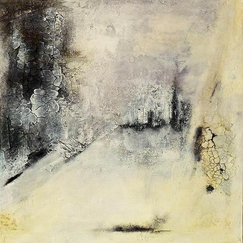 Edelgard Sprengel, Stille .... in mir!  Reihe: Bewegtes Leben, Abstraktes, Diverse Gefühle, Gegenwartskunst