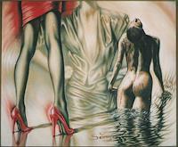 Peter-Saenger-Akt-Erotik-Akt-Frau-Fantasie