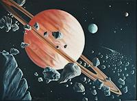 P. Sänger, Saturn