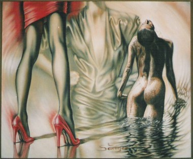 Kunst von Peter Sänger
