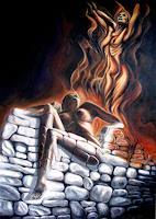 Peter Sänger, Brandmauer