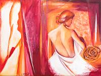 Marika-Korzen-Menschen-Frau-Dekoratives-Moderne-Andere