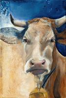 Marika-Korzen-Tiere-Land-Tiere-Land-Moderne-Konkrete-Kunst
