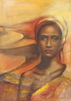 Marika-Korzen-Menschen-Frau-Natur-Erde-Moderne-Konkrete-Kunst